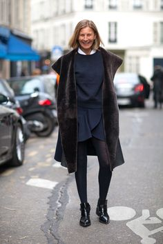 Street Style: The Couture Crowd