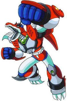 Magma Dragoon - MMX4