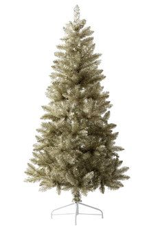 Buy 6ft Champagne Pine Christmas Tree Online | Shop EziBuy Home