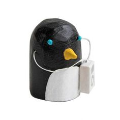 iPod Penguin now featured on Fab.