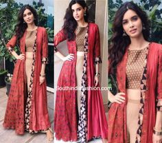 Diana Penty in Label Anushree photo