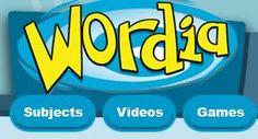 Wordia - create vocab games