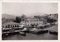 Αγ. Νικόλαος 1930 1930, Crete Island, Simple Photo, Old Maps, Once Upon A Time, Mercury, Vintage Photos, Greece, Battle