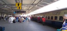LIVE:Railways Vote on Account 2014: Waitlisted passengers to get automatic SMS alert - patrika.com