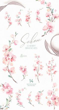 Discover recipes, home ideas, style inspiration and other ideas to try. Clipart, Flor Tattoo, Fresh Image, Watercolor Flowers, Watercolor Wedding, Watercolor Flower Tattoos, Small Flower Tattoos, Arte Floral, Spring Wedding