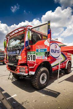 VEKA team rally Dakar 2016