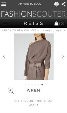 Style lesson from Reiss