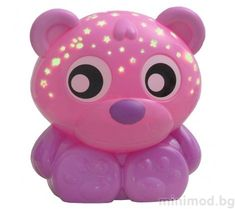 Create a comforting atmosphere for your little one as they drift off to sleep with the Goodnight Bear Nightlight from Playgro. Showcasing an adorable bear shape, this portable light features a run time of color and night sky-shape projection. Baby Nursery Furniture, Nursery Room Decor, Goodnight Bear, Baby Invitations, Nightlights, Buy Buy Baby, Night Lamps, Wedding Gift Registry