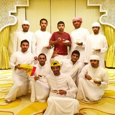 6/1/14 Celebrating my graduation day with Sheikh Mansoor and friends. Thanks for supporting me throughout my journey boss emoji a7mad_bl