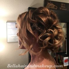 Whitney Renee' Anderson***Orme*** bridal party style #updo#bellahairandmakeup#tacoma#seattle#wedding