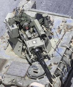 Military Guns, Military Helicopter, Military Weapons, Military Vehicles, Army Gears, Gun Turret, Armoured Personnel Carrier, Armored Truck, Model Tanks