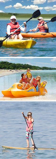 Seaside Quatat Park Boat Rentals
