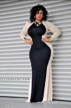 c1668f36f75 THICK CURVY N SEXY WOMEN - Comunidad - Google+ Curvy Girl Fashion