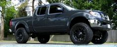 Nissan Frontier Lifted 4x4 Trucks trends http://pistoncars.com/nissan-frontier-lifted-4x4-trucks-3265