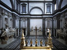 Michelangelo - Sagrestia Nuova