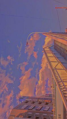 Whats Wallpaper, Iphone Wallpaper Sky, Anime Scenery Wallpaper, Aesthetic Pastel Wallpaper, Cute Wallpaper Backgrounds, Pretty Wallpapers, Aesthetic Backgrounds, Aesthetic Wallpapers, Kawaii Wallpaper