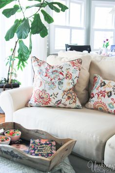 Add a Pop Of Color With Farmhouse Style - The Cottage Market