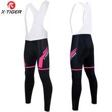 US $17.26 X-Tiger Dalila 100% Lycra Women Cycling Bib Pants 3D Gel Pad/ Top Quality Bicycle Shorts Womens Mountian Bike Cycling Pants. Aliexpress product