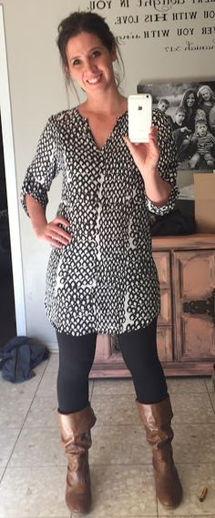 Pop Goes Perfection: Stitch Fix #9