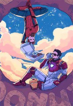 Imagenes yaoi Marvel & DC - Thorki