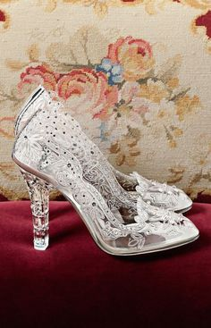 Dolce & Gabanna Glass Slipper