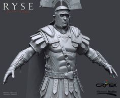Ryse - Son of Rome by Bruno Camara | Creatures | 3D | CGSociety