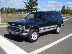 1993 Chevy Blazer