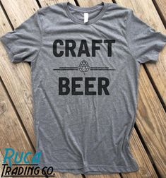 c24b30b3 Excited to share the latest addition to my #etsy shop: Craft Beer Tshirt -