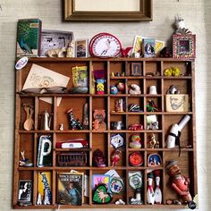 We love all the knick-knacks we collect from our travels around the world