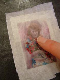 fabric transfers