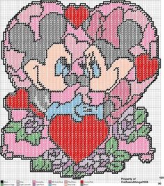 Image result for plastic canvas dumbo