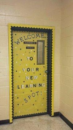 The Learning Teacher: Polka-Dot Classroom Theme!