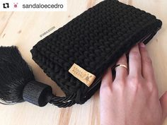 "526 Likes, 4 Comments - Elisa (@fiosdemalha) on Instagram: ""Luxo! simplesmente divina! Feita pela @sandaloecedro , peça logo a sua! . . #Repost @sandaloecedro…"""