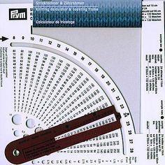 calculateur-tricot Vous avez un modèle d'ouvrage qui vous plaît mais vous n'avez pas la même laine que celle du magazine..... Comment faire...