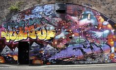 Dreph, Aryz and Roid Graffiti from Manchester