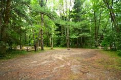 Sibbald Point Provincial Park, West Campground, Camping in Ontario Parks