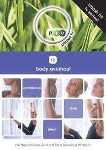 Saturday, the 2nd of August, 2014.  Pilates TV(Australian) - Body Overhaul.  5x 20min blocks of miniworkouts.  Did all 5 in a row for 102min.  Beginner level, good explanations, very pleasant/friendly style without being patronising.