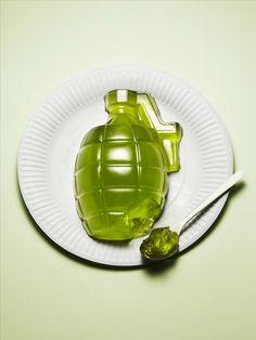 Kyle Bean: Soft Guerrila | Undermatic #art #food