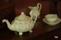 Campbell House (1822), Toronto. Photo credits: Damien D., via Flickr. Tea Culture, Door Opener, Georgian, Colonial, Tea Pots, Toronto, Europe, Tableware, House