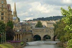 Bath, United Kingdom. Will always remind me of my favorite Jane Austen movies.