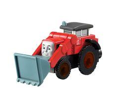 Amazon.com: Fisher-Price Thomas the Train Wooden Railway Jack: Toys & Games