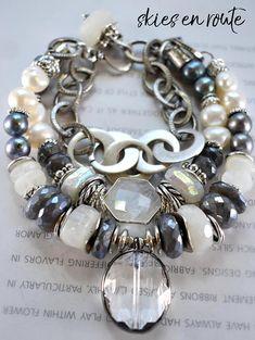 bracelet labradorite bracelet rainbow moonstone bracelet
