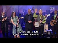 "Steve Martin & Edie Brickell ""When You Get to Asheville"" @ David Letterman Show 23/04/13 SUB ITA - YouTube"