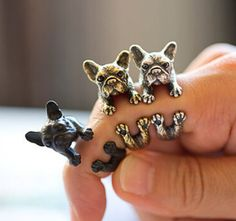 French Bulldog Ring                                                                                                                                                                                 More