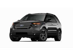 2015 Ford Explorer Sport in Magnetic