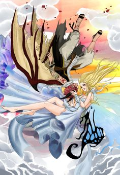 NaLu, Fairy Tail, Natsu and Lucy. This is so nice! Fairy Tail Lucy, Fairy Tail Nalu, Art Fairy Tail, Fairy Tail Amour, Fairy Tale Anime, Fairy Tail Guild, Fairy Tail Ships, Fairy Tales, Fairytail