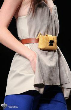 belt purse trend