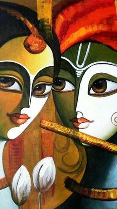 HappyShappy - India's Own Social Commerce Platform Madhubani Art, Madhubani Painting, Indian Art Paintings, Modern Art Paintings, Buddha Art, Buddha Painting, Krishna Painting, Zantangle Art, Indian Folk Art