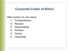 13 Best Codes Of Ethicsconduct Images Code Of Ethics Code Of