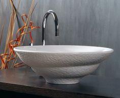 """WS Bath Collections LVO 700 Vessel Bathroom Sink 17.9"""""""